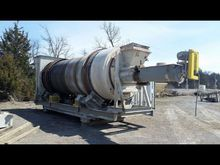 400TPH Mixing Drum #CEP-4058