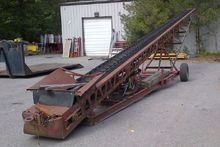 Garlock 62 foot Roofing Conveyo