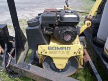 BoMag BW-55E Single Drum Vibrat