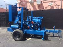 "2003 Gorman Rupp 8"" Water Pump"
