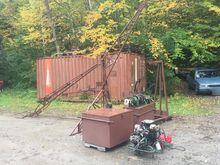 Garlock 1400 Hydraulic Roof Hoi