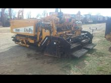 Leeboy 8500 Asphalt Paver with