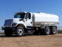 Water Truck 4000 Gal (NEW Inter
