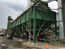 5 Bin Cold Feed with Conveyors