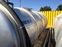 2008 VA72 Progress Vacuum Tank
