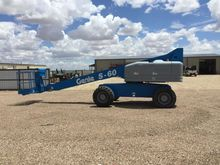 Genie 60 Foot Manlift #CER-2180