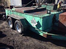 Garlock 600 Gallon Roofing Kett