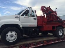 1997 GMC Post Rail Driver Truck
