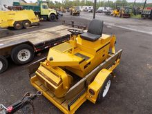 Stone 2500 Roller with Trailer