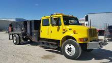 2002 International Patch Truck