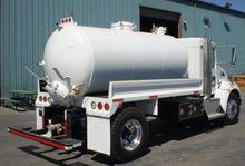 Vacuum Trucks & Vac Tanks