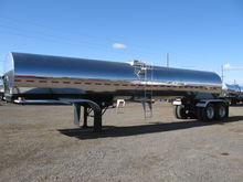Stainless Steel Water Tanker Tr