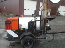 Koehring AR 6 Asphalt Recycler