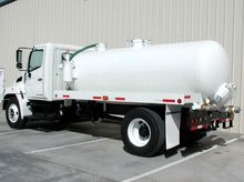 New Vacuum Trucks &
