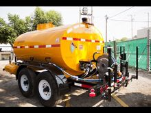 1000 Gallon Distributor Trailer