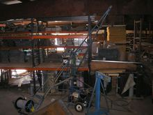 2006 HSHD Roof Hoist W/13 HP Ho