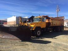 Mack Dump Truck #CEP-4073