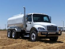 Water Truck 4000 Gal (NEW Freig
