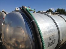 Used Vacuum Tanker Progress VA7