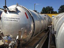 Used Vacuum Tanker Progress VA7