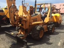 2005 Case 660 Trencher #CEP-371