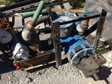 FRUITLAND Water Pump 2008 #UEW-