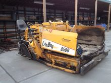 Leeboy 8500T Asphalt Paver #CEP