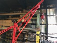 ASE Hydraulic Swing Hoist 1000