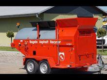 Bagela BA7000 F Asphalt Recycle