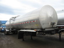 Used Stainless Steel 6500 Gal B