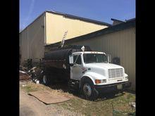 7.5 Ton Mobile Asphalt Tanker #