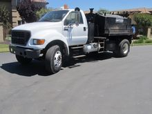 Ford 750 Patch Truck #CEP-4143