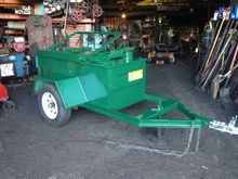 Garlock 140 Gallon Roofing Kett