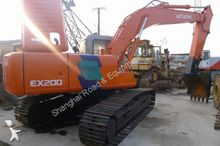 Used 2001 Hitachi HI