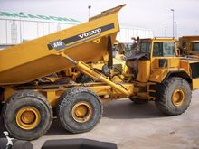 Used Volvo A40 in Ca