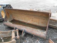 Case Планировочный ковш экскава