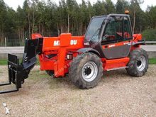Used 2002 Manitou MT