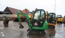 Used JCB 8018 in Gro
