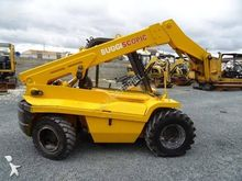 Used 2007 Manitou BT
