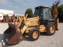 Used 2001 Case 580 S