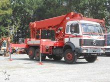 1992 Multitel MB 2531 m. Multit