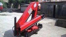 Used 2001 HMF 503 K2