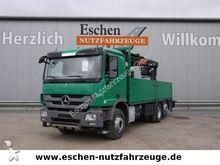 2010 Mercedes 2641 L 6x2, TEREX