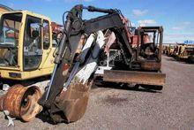 Used Volvo ECR 88 in