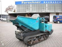 Messersi TCH 1500/BT Raupendump