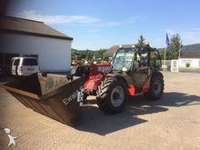 2010 Manitou MLT 741-120 LSU PS