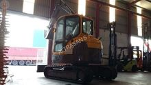 Used Volvo ECR58 in