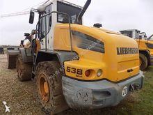 Used 2009 Liebherr L