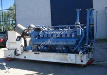 Used MTU 16V396 - 20