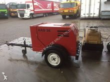 Atlas Copco XAS 36 Yd with air